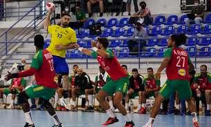 Handebol do Brasil supera Portugal em preparação para Tóquio