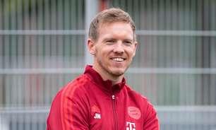 """Nagelsmann assume comando do Bayern e festeja """"sensação boa"""""""