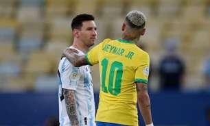 Copa América: Neymar, Casemiro e Marquinhos estão na seleção