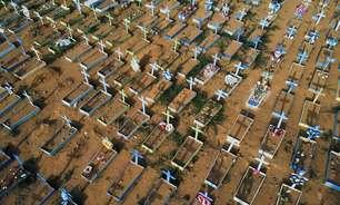 Brasil registra 183 mortes por covid-19 nas últimas 24h