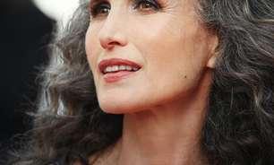 Trend: grisalhos e rugas desfilam no tapete vermelho de Cannes