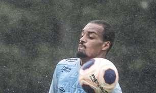 "Feliz no Santos, Luiz Felipe diz: ""Nunca abaixei a cabeça"""