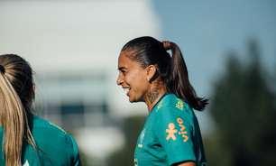Andressa Alves projeta duelo com Holanda, próxima rival