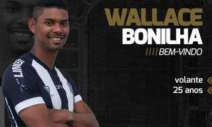Wallace Bonilha é anunciado pelo Figueirense