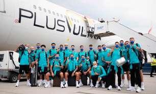 Um dia após golear rival, Seleção Olímpica viaja para Tóquio