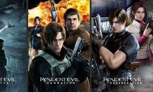 Resident Evil: Todas as animações da série de terror