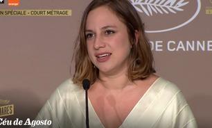 """Brasileiro """"Céu de Agosto"""" é premiado em Cannes"""