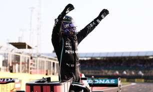 F1: Hamilton volta a brilhar em Silverstone