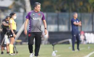 Demitido, Marcelo Cabo agradece ao Vasco e deseja sorte