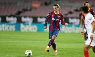 Barça cogita troca entre Griezmann e Dybala com a Juventus
