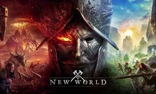 Beta de New World já tem 5 mil jogadores na fila de espera