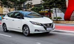 Nissan amplia oferta do modelo elétrico Leaf no Brasil