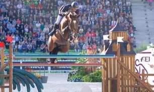 Cavaleiro australiano cai no doping e é suspenso dos Jogos