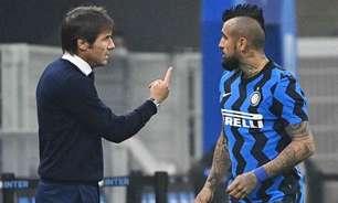 Inter de Milão trabalha na rescisão contratual de Arturo Vidal