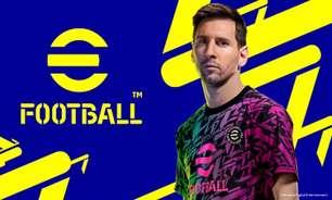 A KONAMI APRESENTA O eFootball, UMA EXPERIÊNCIA DE ÚLTIMA GERAÇÃO NA SIMULAÇÃO DE FUTEBOL PARA JOGAR DE FORMA GRATUITA