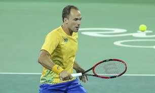 Bruno Soares tem apendicite e está fora dos Jogos de Tóquio