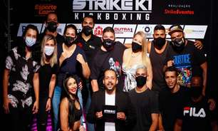 Idealizador do Strike K1 Kickoboxing avalia última edição em julho