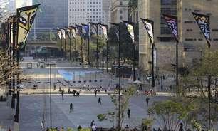 Prefeitura prevê reabrir Vale do Anhangabaú no domingo