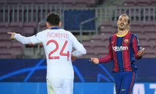 Griezmann não tem intenção em deixar o Barcelona nesta janela