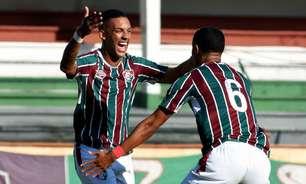 Goleada Tricolor! Fluminense vence o Figueirense por 4 a 0 no Brasileirão de Aspirantes; Mascarenhas retorna