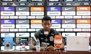 Para Gil, segredo para o Corinthians crescer no Brasileirão é conquistar pontos fora de casa