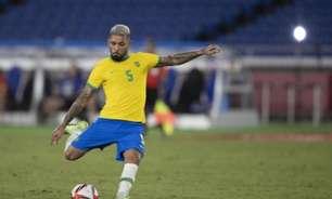 Douglas Luiz projeta duelo contra a Costa do Marfim nos Jogos Olímpicos: 'Partida muito difícil'