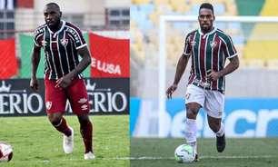 Com três gols sofridos em seis jogos, Luccas Claro e Manoel tentam consolidar dupla no Fluminense