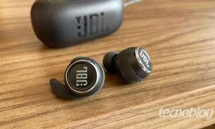Fone Bluetooth JBL Reflect Mini NC: energético, mas com ANC tímido