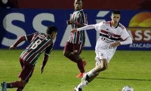 Mateus Amaral, atleta promissor do São Paulo, fala sobre a semifinal do Brasileirão Sub-17 contra o Flamengo