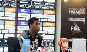 Gil ressalta confiança defensiva após a chegada de Sylvinho ao Corinthians