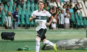 Santos acerta contratação de Luiz Henrique, promessa do Coritiba