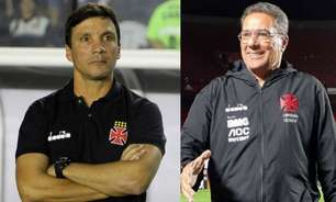 A vida antes do Lisca: você lembra como foram os trabalhos dos últimos dez técnicos do Vasco?