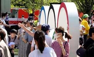 Organizadores da Olimpíada enfrentam escassez de kits de teste para a Covid-19, diz NHK