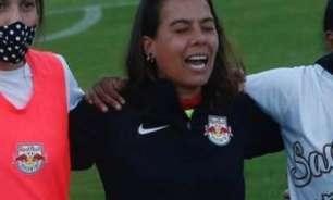 Camilla Orlando comenta o acesso para a elite e vaga na semifinal da Série A2