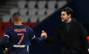Mbappé diz a Pochettino que não ficará no Paris Saint-Germain