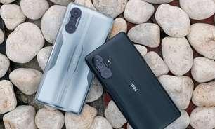 Xiaomi lança Poco F3 GT com gatilhos para jogos e bateria grande