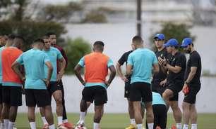 Sem Nino e Douglas Luiz, Brasil encerra preparação para duelo com a Costa do Marfim nos Jogos Olímpicos