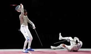 Com esgrima, húngaro é ouro e Itália é prata na Olimpíada