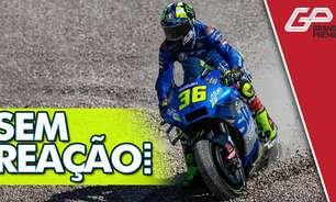 GP às 10: Suzuki fica sem reação contra rivais e distante das vitórias na MotoGP em 2021
