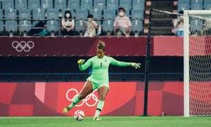 Ana Thaís critica falha de goleira da Seleção feminina na Olimpíada: 'Responsabilidade da técnica Pia'