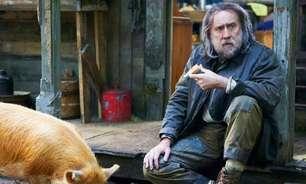 """Nicolas Cage recebe as críticas mais elogiosas de sua carreira por """"Pig"""""""