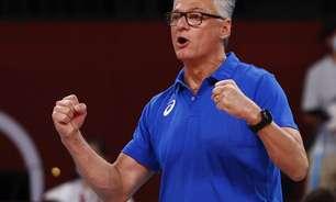 Renan Dal Zotto admite momento especial em vitória do Brasil
