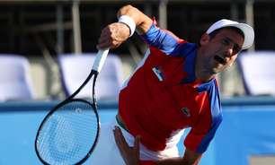 Djokovic arrasa boliviano e estreia com vitória na Olimpíada