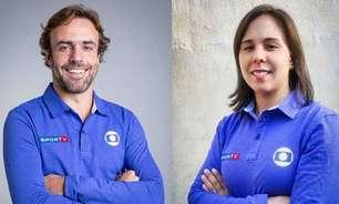 Irmãos no microfone! Roger Flores e Tammy Galera falam sobre participação na Olimpíada de Tóquio