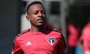São Paulo tem trio de jogadores pendurados diante do Flamengo; próximo jogo será contra o Palmeiras