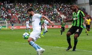Grêmio x América-MG. Onde assistir, prováveis times e desfalques