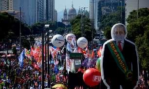 Manifestantes voltam às ruas em todo o País contra Bolsonaro