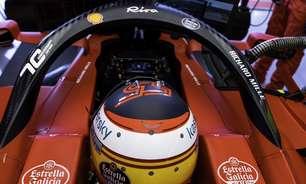 """Sainz define carro da McLaren como """"um dos mais difíceis de ultrapassar"""" após Silverstone"""