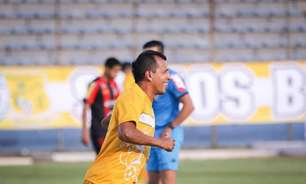 Evoluindo no Brasiliense, Didira quer segundo semestre perfeito no clube candango