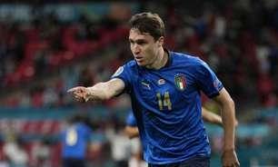 Juventus recusa oferta de R$ 600 milhões do Liverpool por Chiesa, segundo jornal italiano